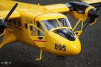 VQ DHC-6 TWIN OTTER (CANADIAN) 72IN ARF VQA138CA